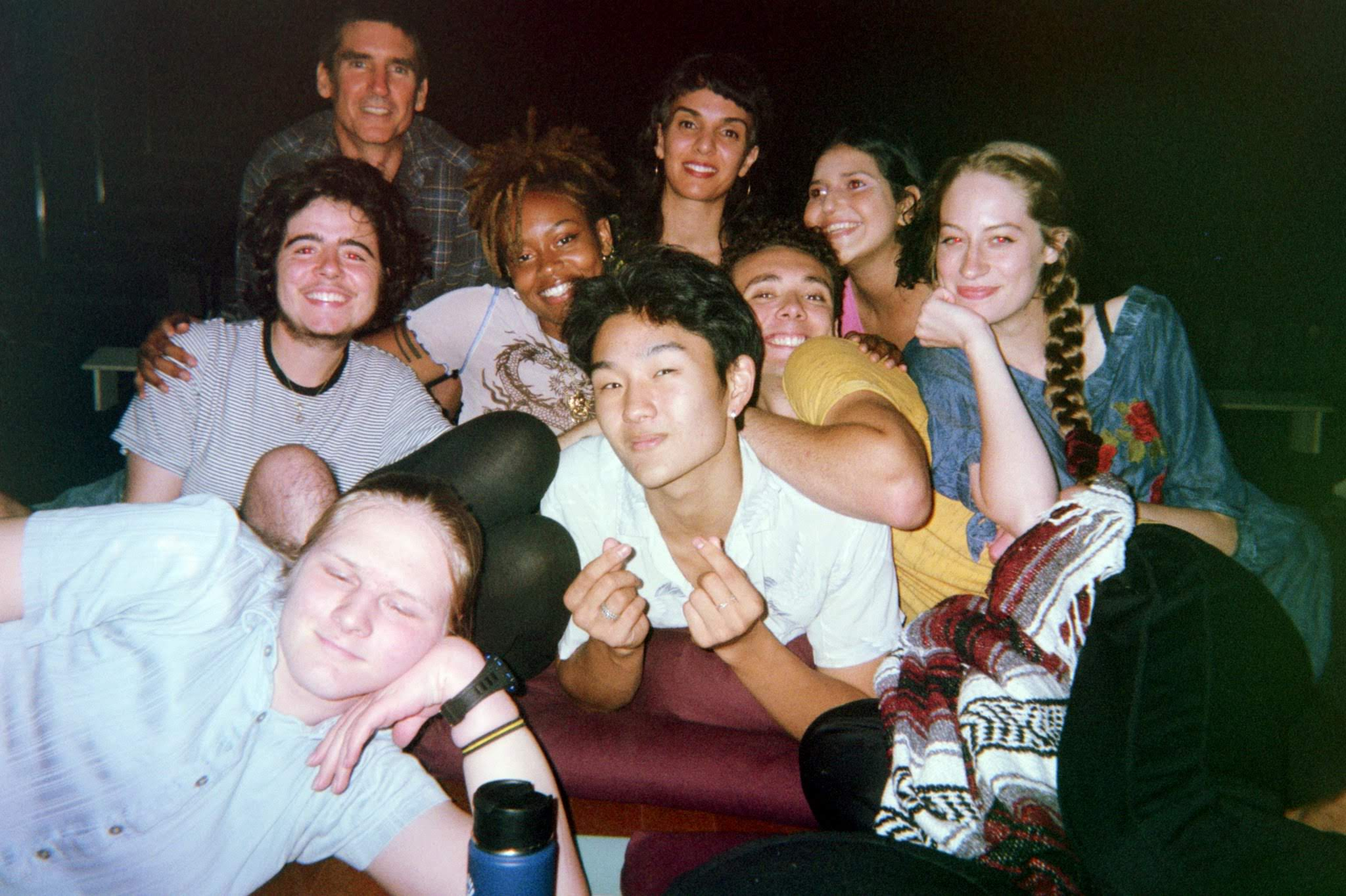 Summer Program - Group Discussions | Inward Bound Mindfulness Education: Massachusetts Teen Retreat