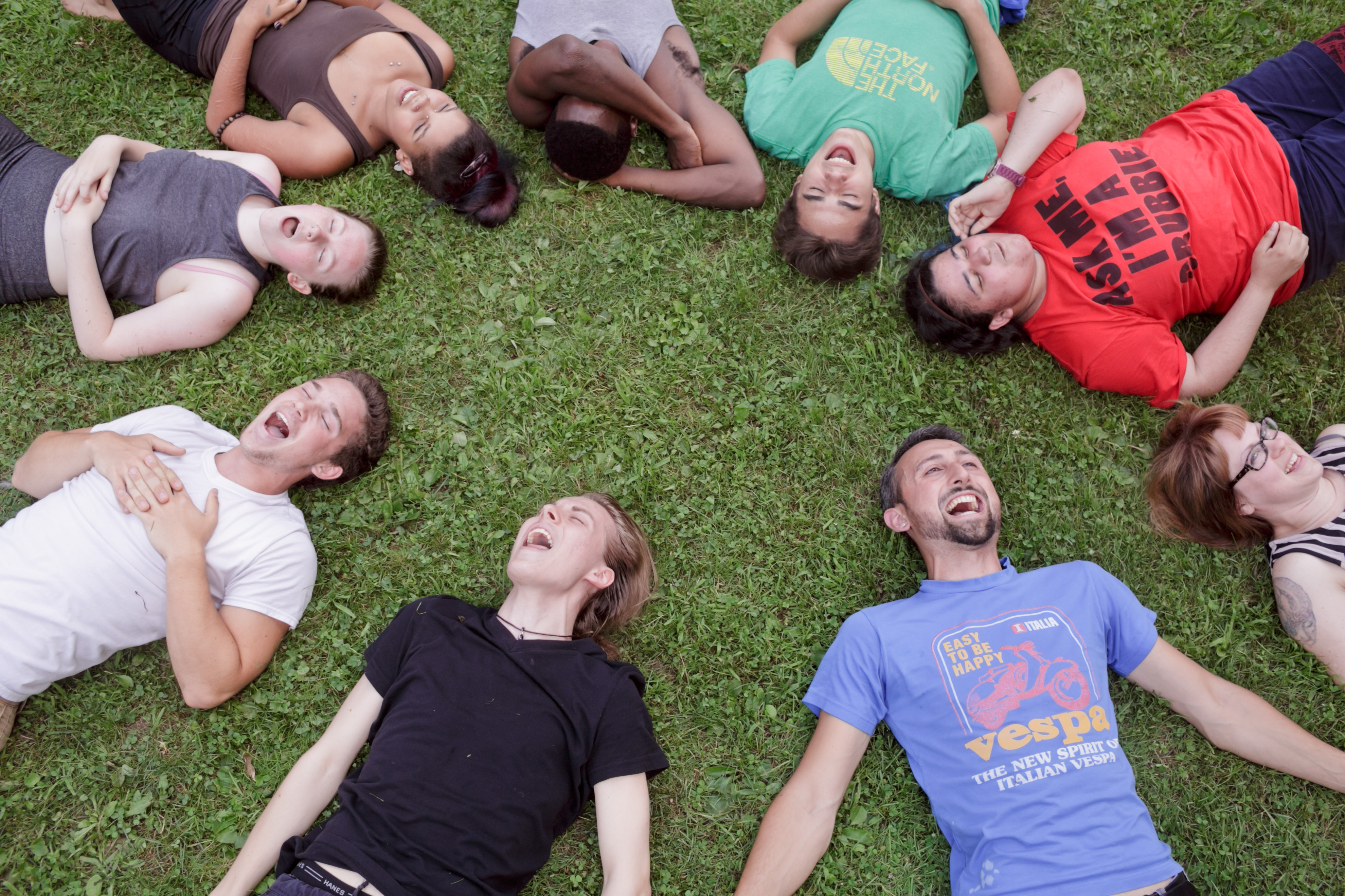 Summer Program - Group Discussions | Inward Bound Mindfulness Education: UK Retreat for Young People