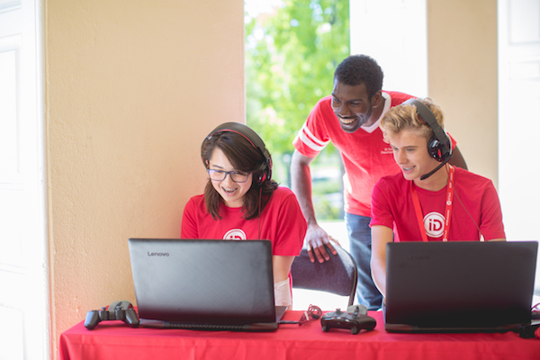 Summer Program - Technology | iD Game Dev Academy for Teens
