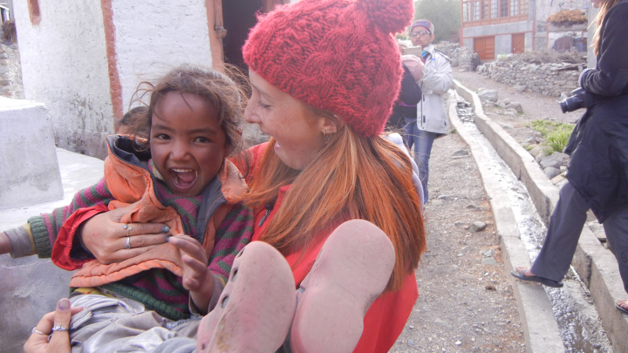 Summer Program - Homelessness and Hunger | ARCC Programs | India: The Himalayan Project