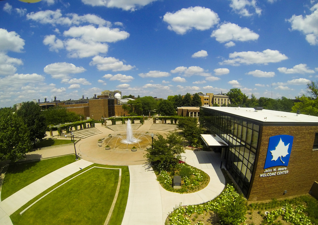 College - Indiana State University  1