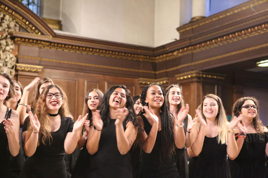 Summer Program - Music   Vocal Summer Course in England   The Ingenium Academy