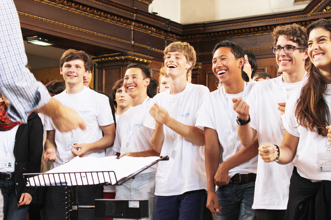 Summer Program - Music | Vocal Summer Course in England | The Ingenium Academy