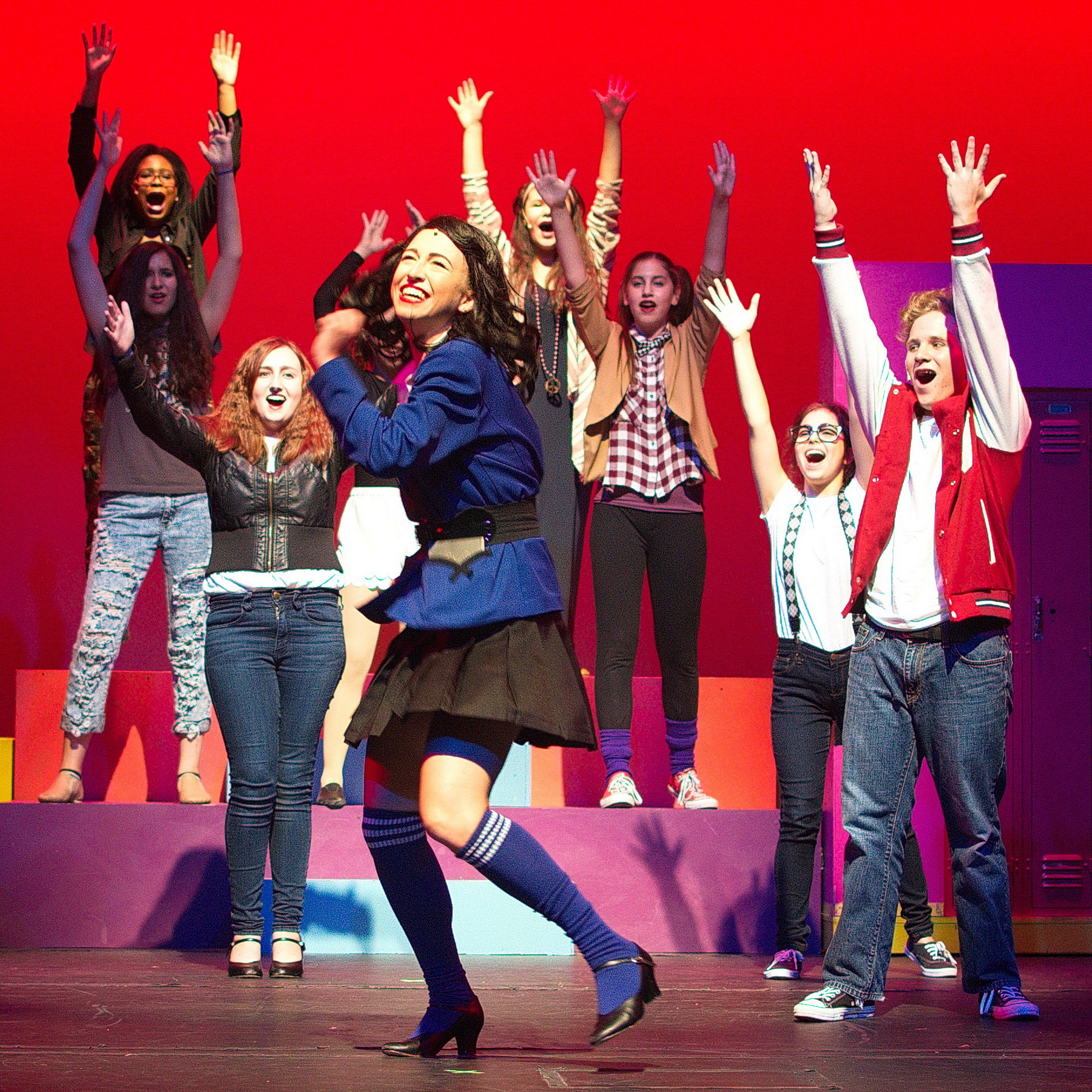 Summer Program - Musical Theatre Arts | Inside Out Theatre's Advanced Summer Intensive