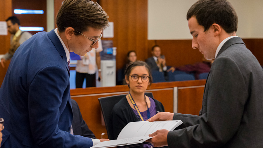 Summer Program - Work Experience | Envision - Intensive Law & Trial in collaboration with Stanford Law School