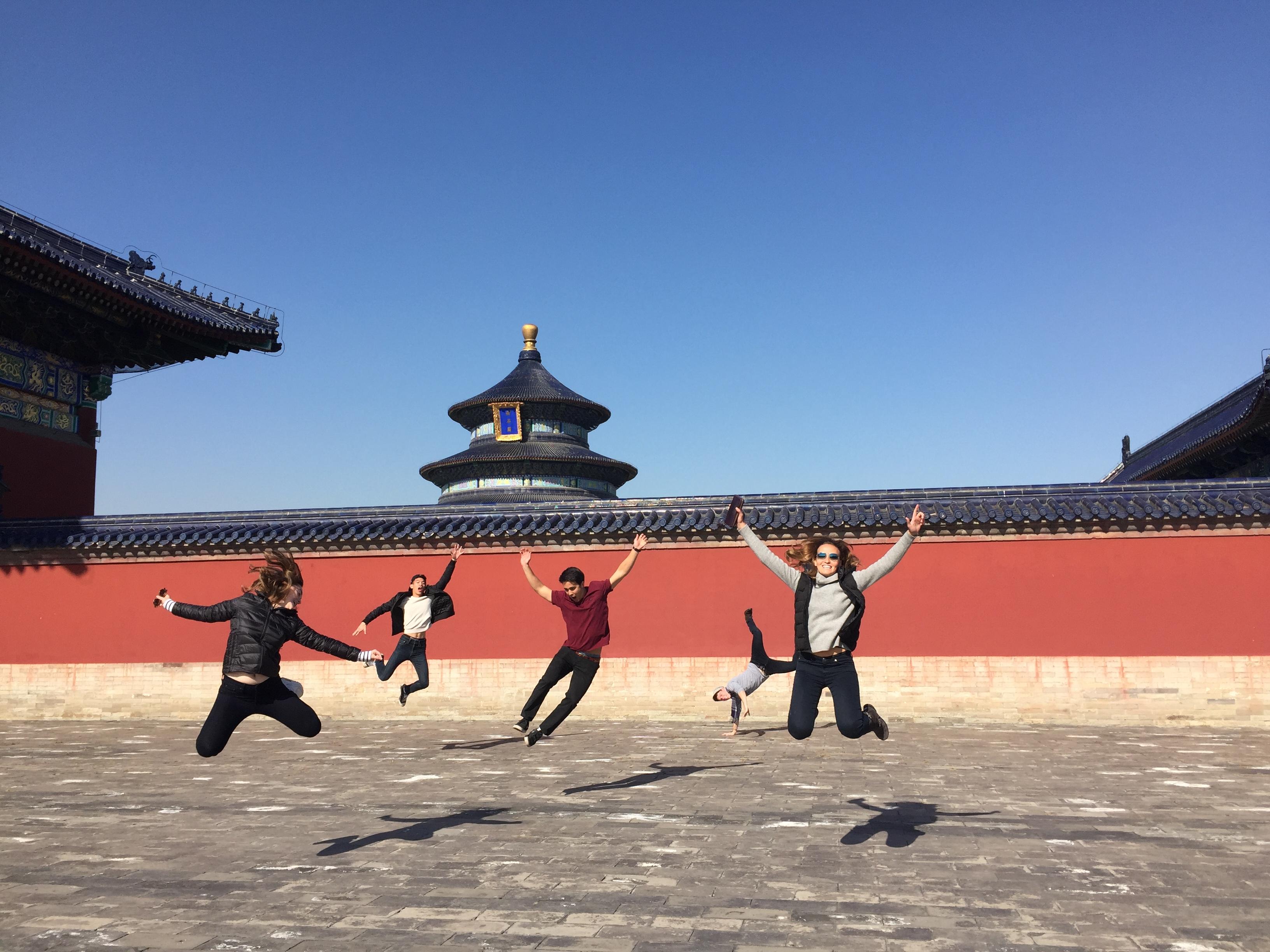 Summer Program - Study Abroad | Pre-College at CET Beijing: International Career Pathways