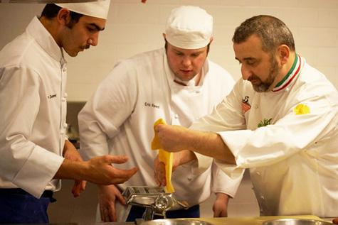 School - International Culinary Center  8