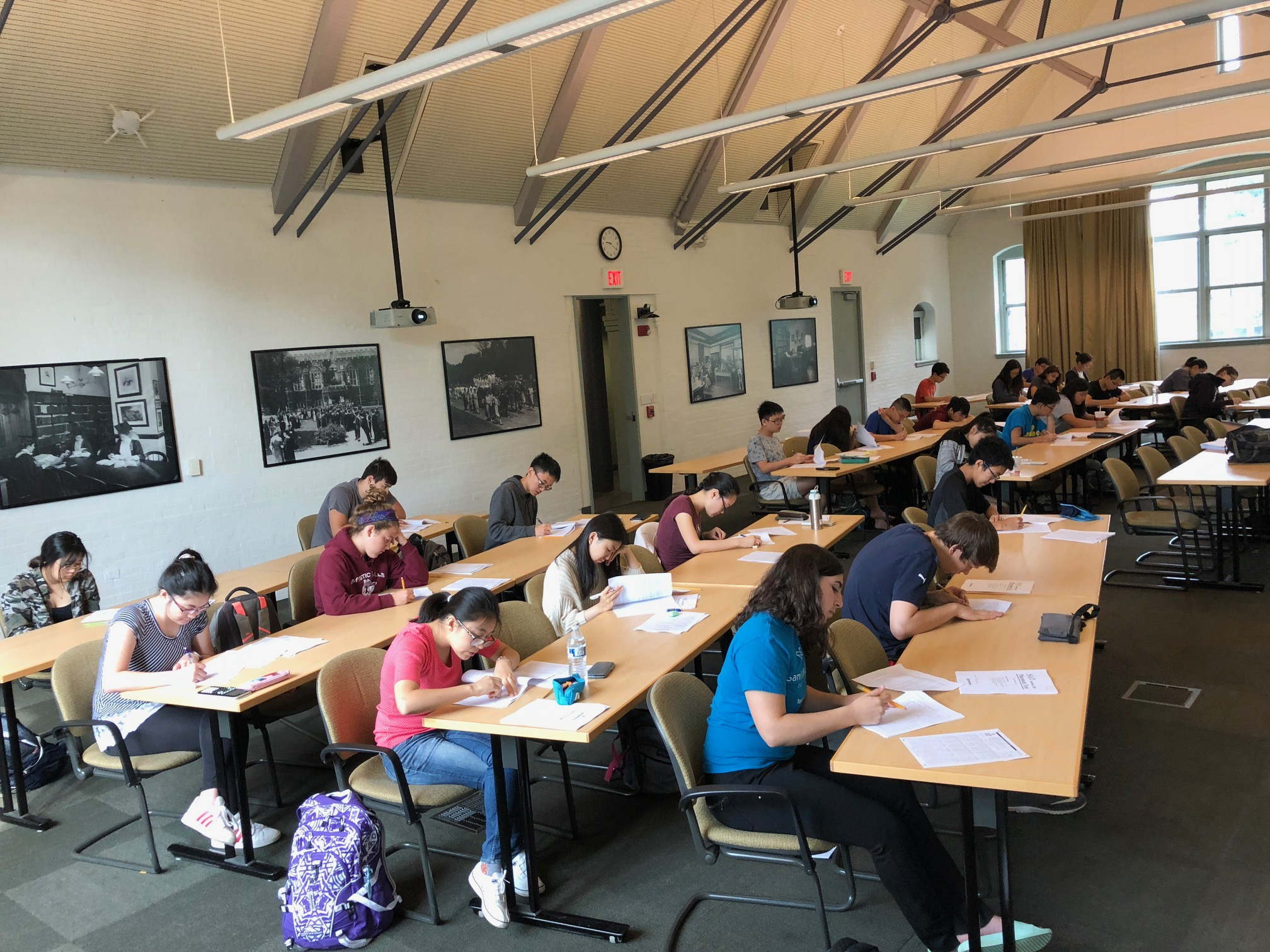 Summer Program - Pre-College | INTO PREP: SAT 25-Day Residential Camp