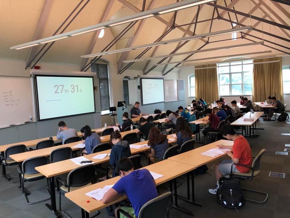 Summer Program - STEM | INTO PREP: SAT 25-Day Residential Camp
