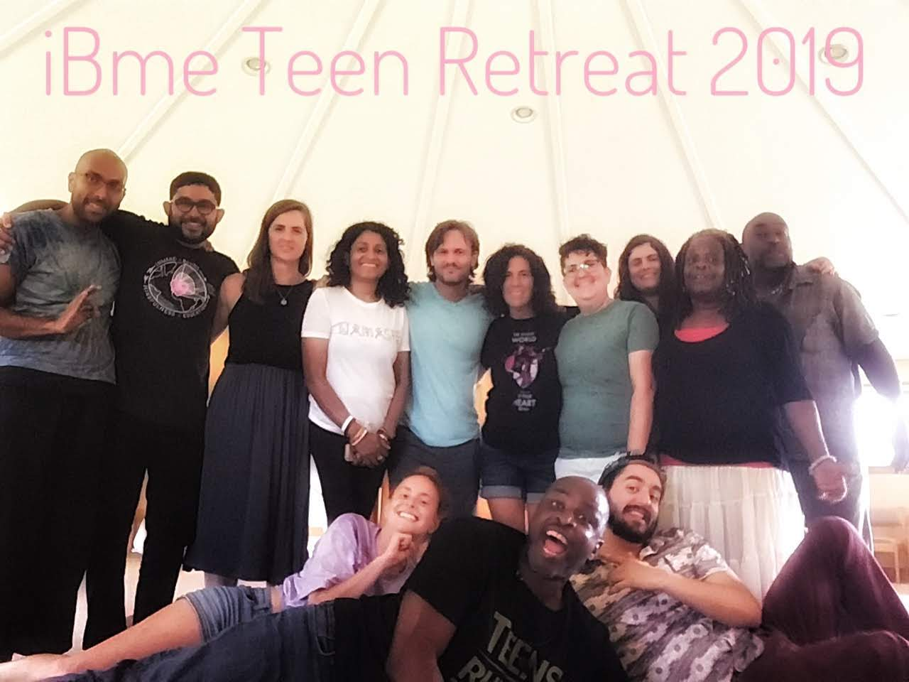 Summer Program - Group Discussions   Inward Bound Mindfulness Education: Northern California Teen Retreat
