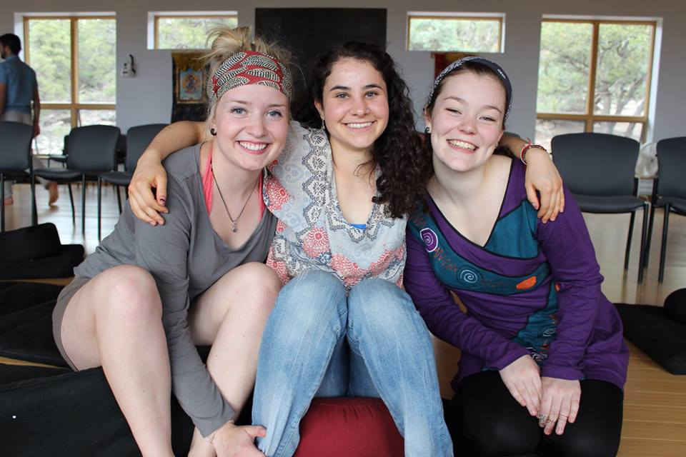Summer Program - Group Discussions | Inward Bound Mindfulness Education: Kentucky Teen Retreat