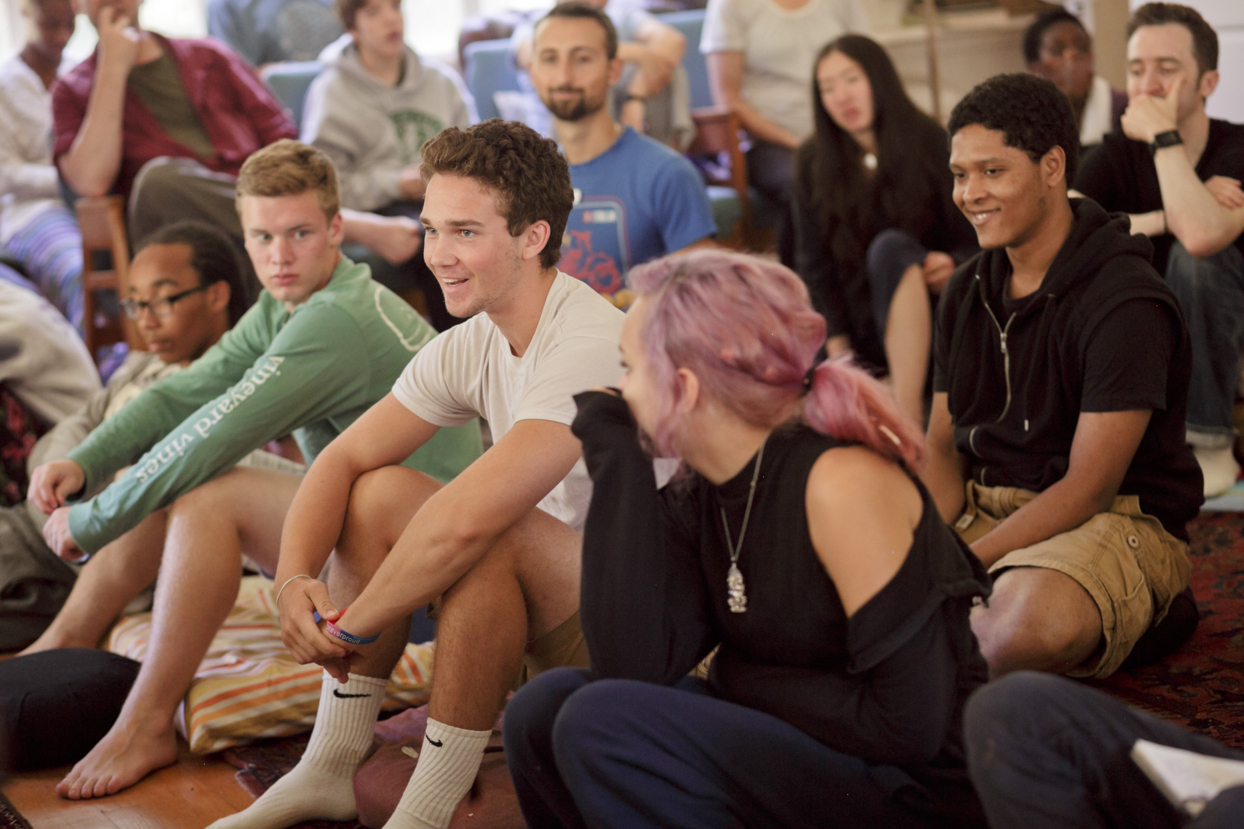 Summer Program - Stress Reduction | Inward Bound Mindfulness Education: Kentucky Teen Retreat