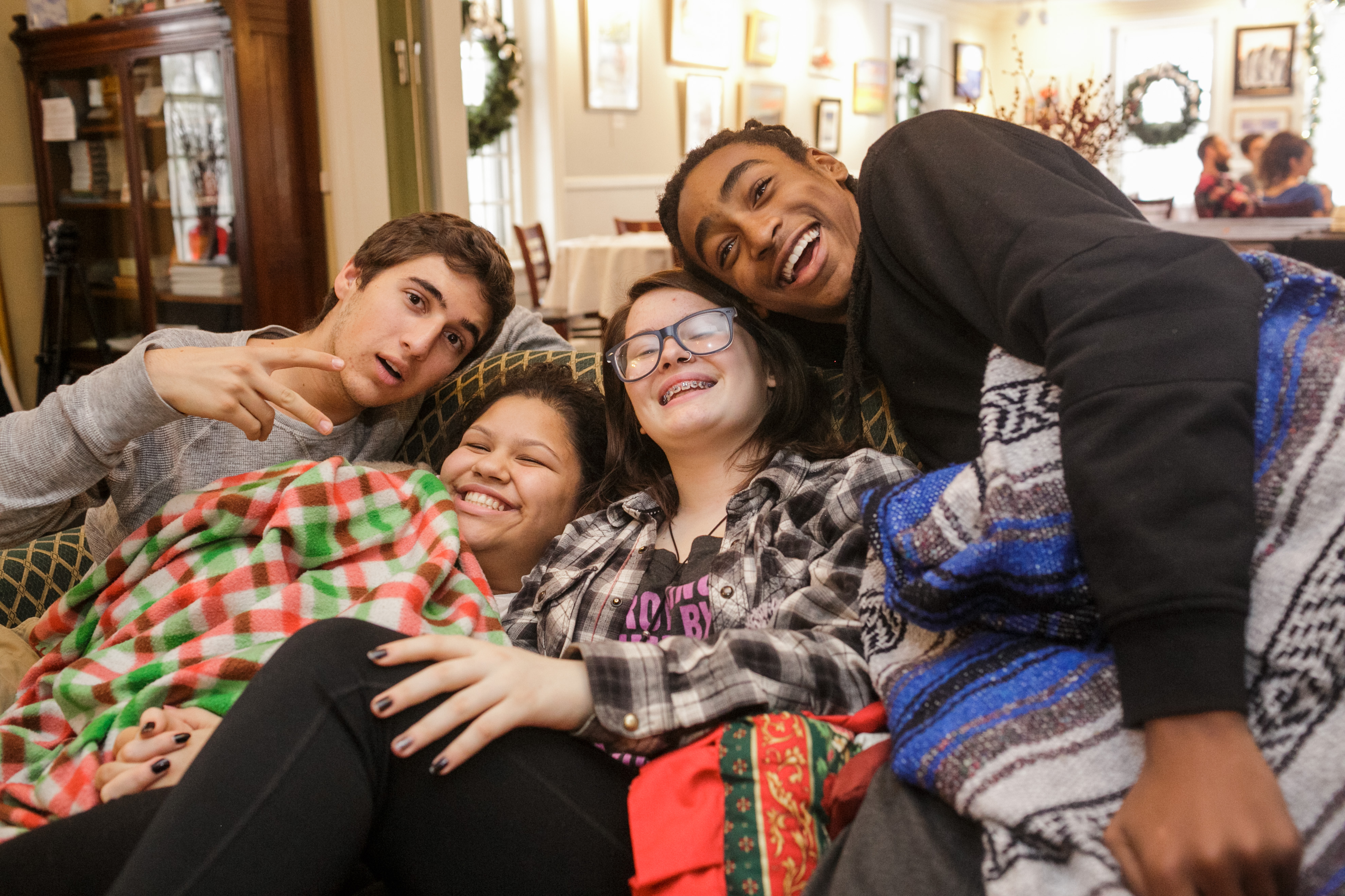 Summer Program - Group Discussions | Inward Bound Mindfulness Education: Michigan Teen Retreat