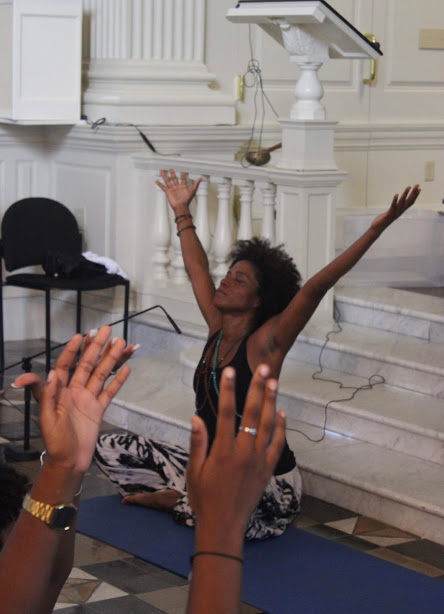 Summer Program - Meditation | Inward Bound Mindfulness Education: Teens of Color West Retreat