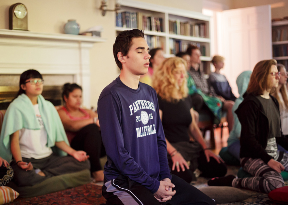 Summer Program - Mindfulness | iBme: Mindfulness Retreats for Teens
