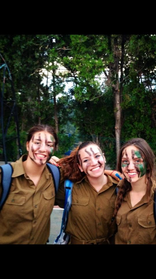 Summer Program - Jewish Leadership | Israel Summer Program: Tzofim Chetz V'Keshet (CVK)