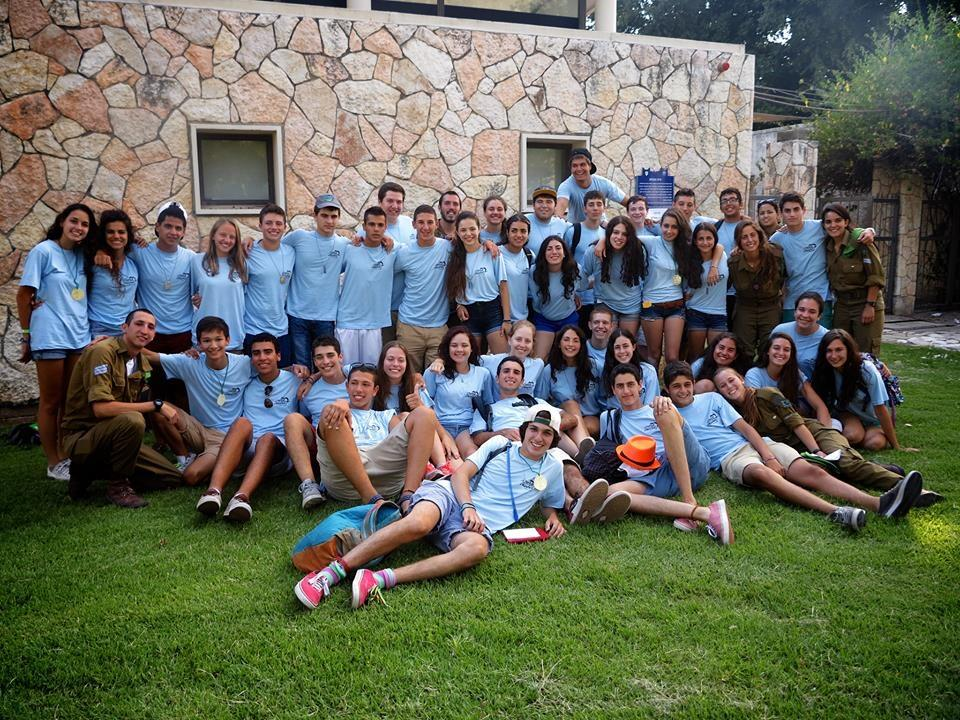 Summer Program - Jewish Travel | Israel Summer Program: Tzofim Chetz V'Keshet (CVK)
