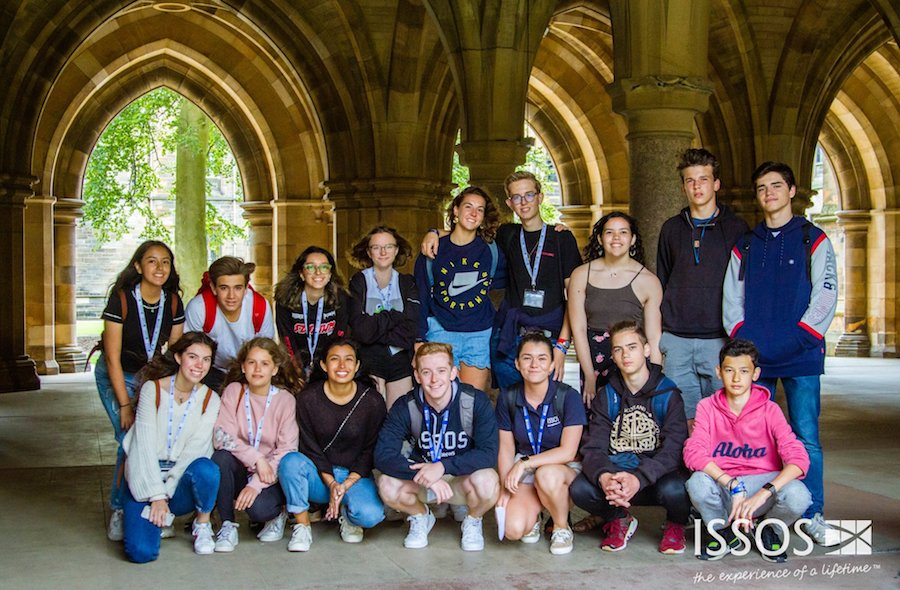 Summer Program - Writing | ISSOS at Yale Summer Program