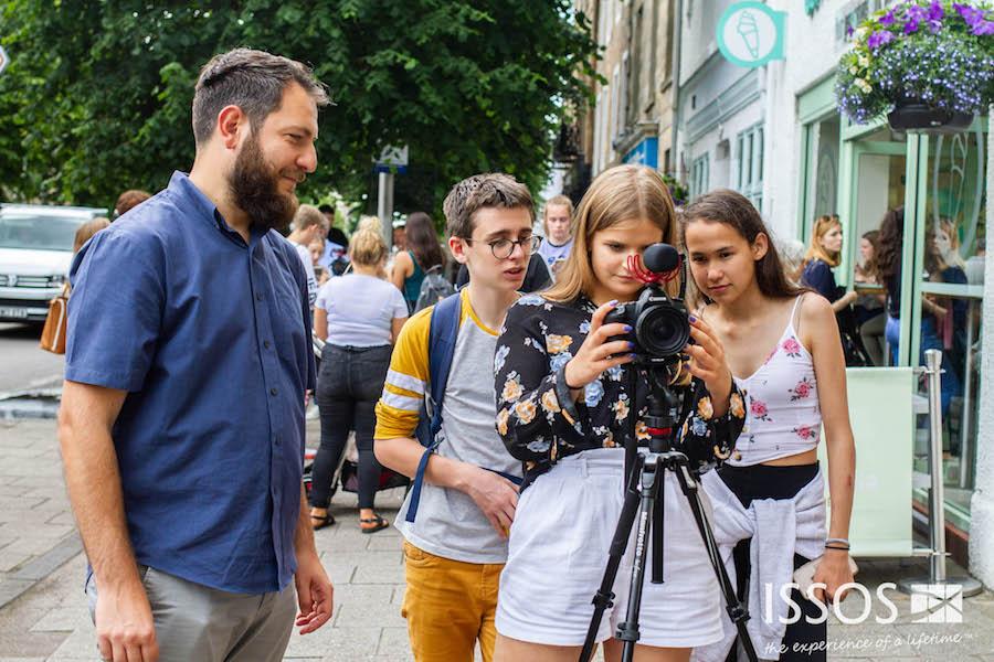 Summer Program - Journalism | ISSOS International Summer Schools