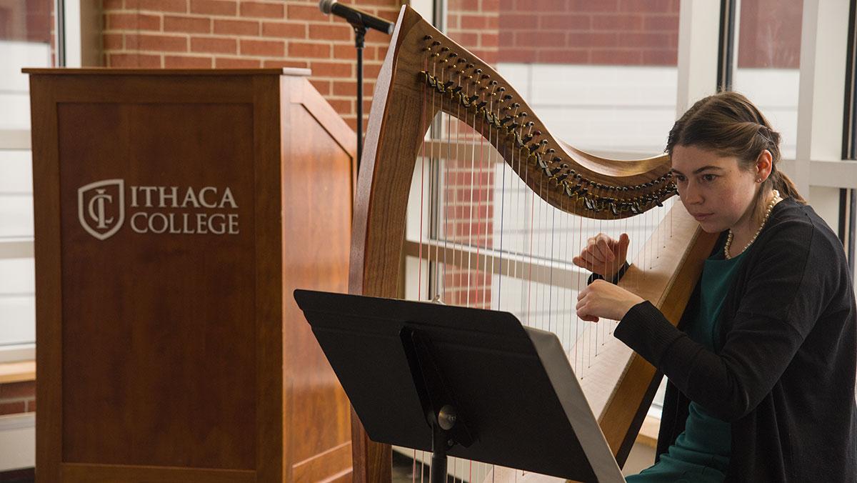 College - Ithaca College School of Music  1
