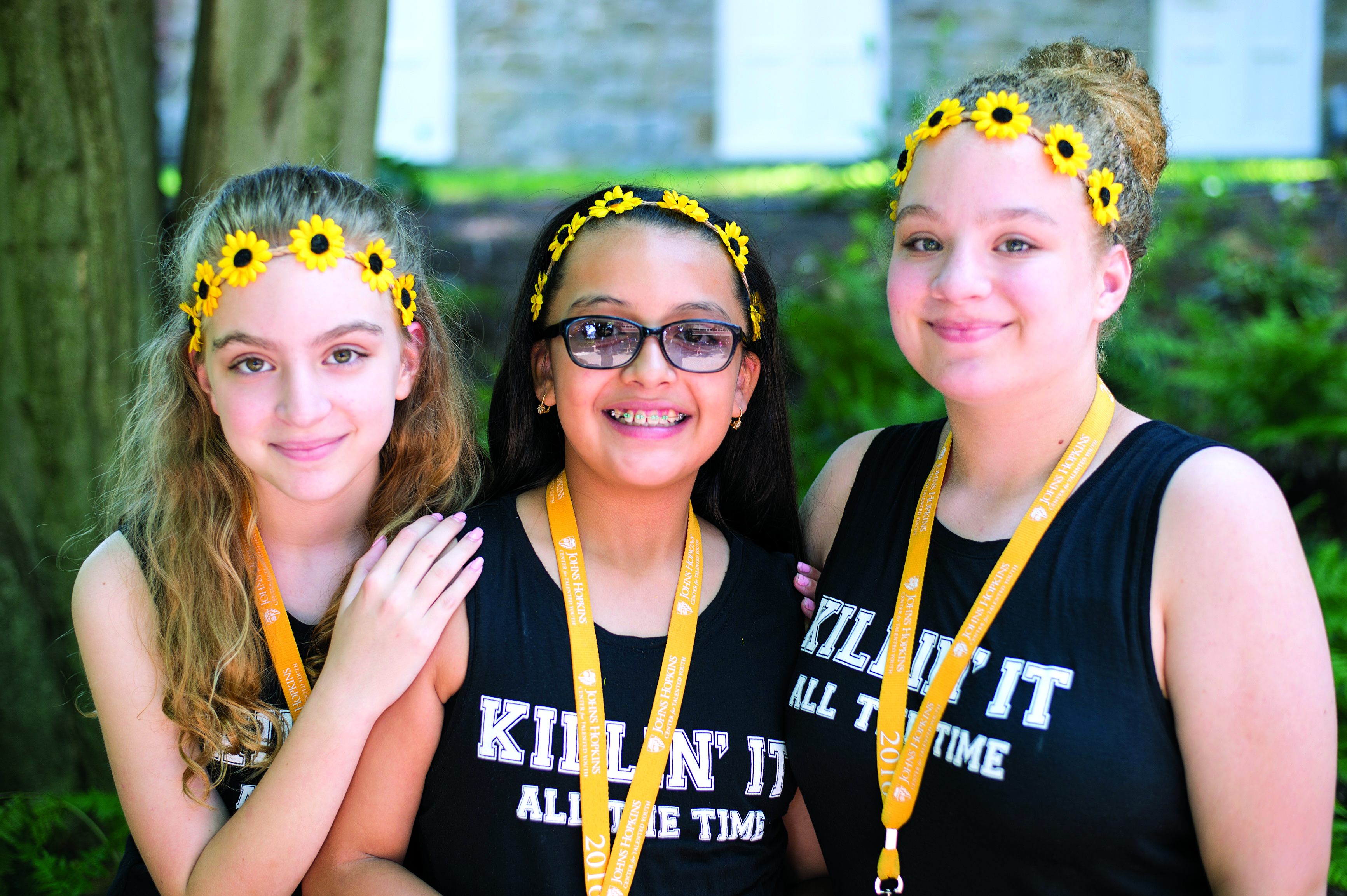 Summer Program - History | Johns Hopkins Center for Talented Youth (CTY)
