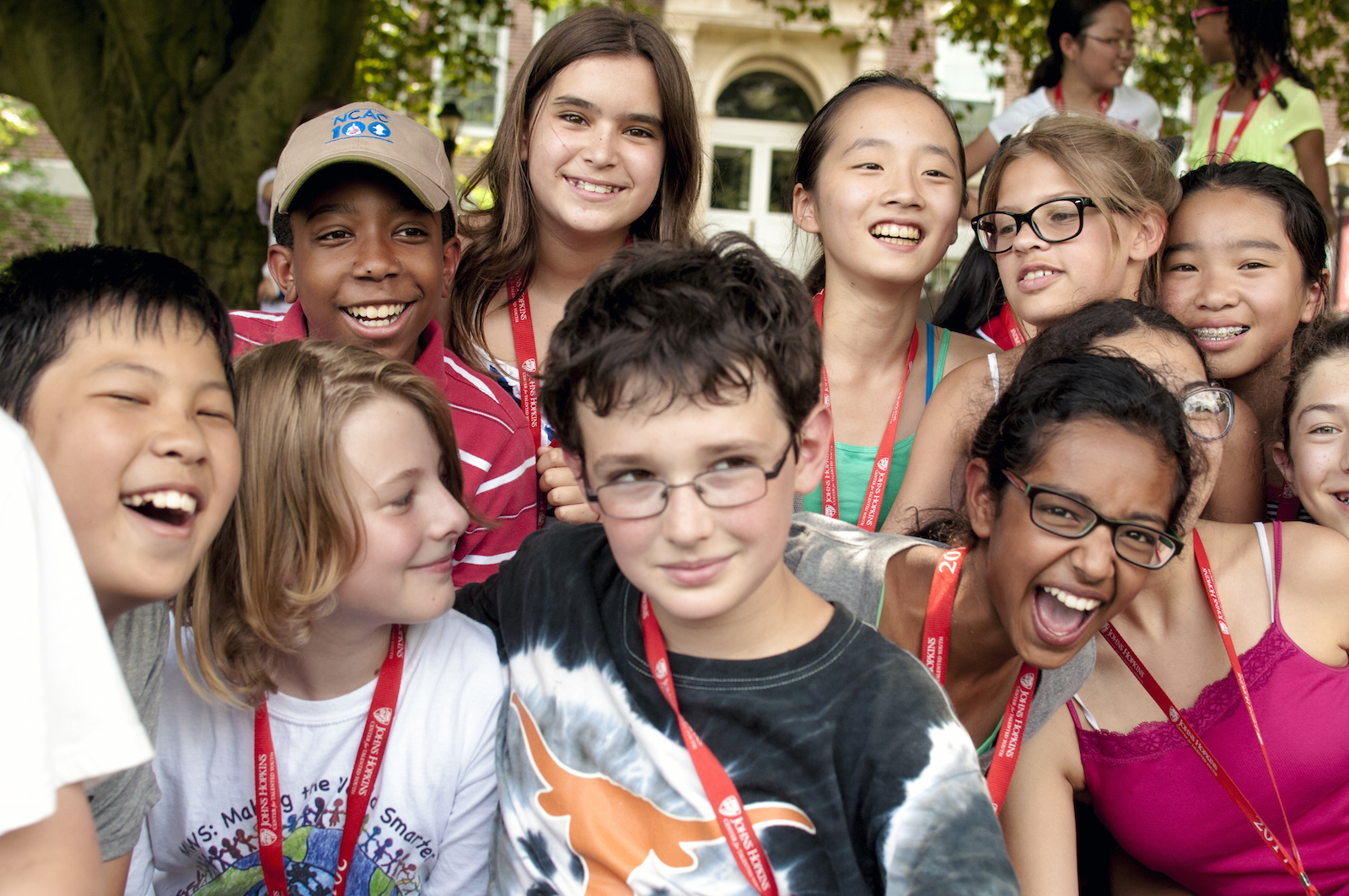 Summer Program - Enrichment | Johns Hopkins Center for Talented Youth (CTY)
