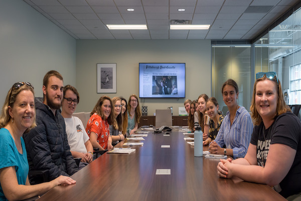 Summer Program - Journalism | Journalism Workshop at Point Park University