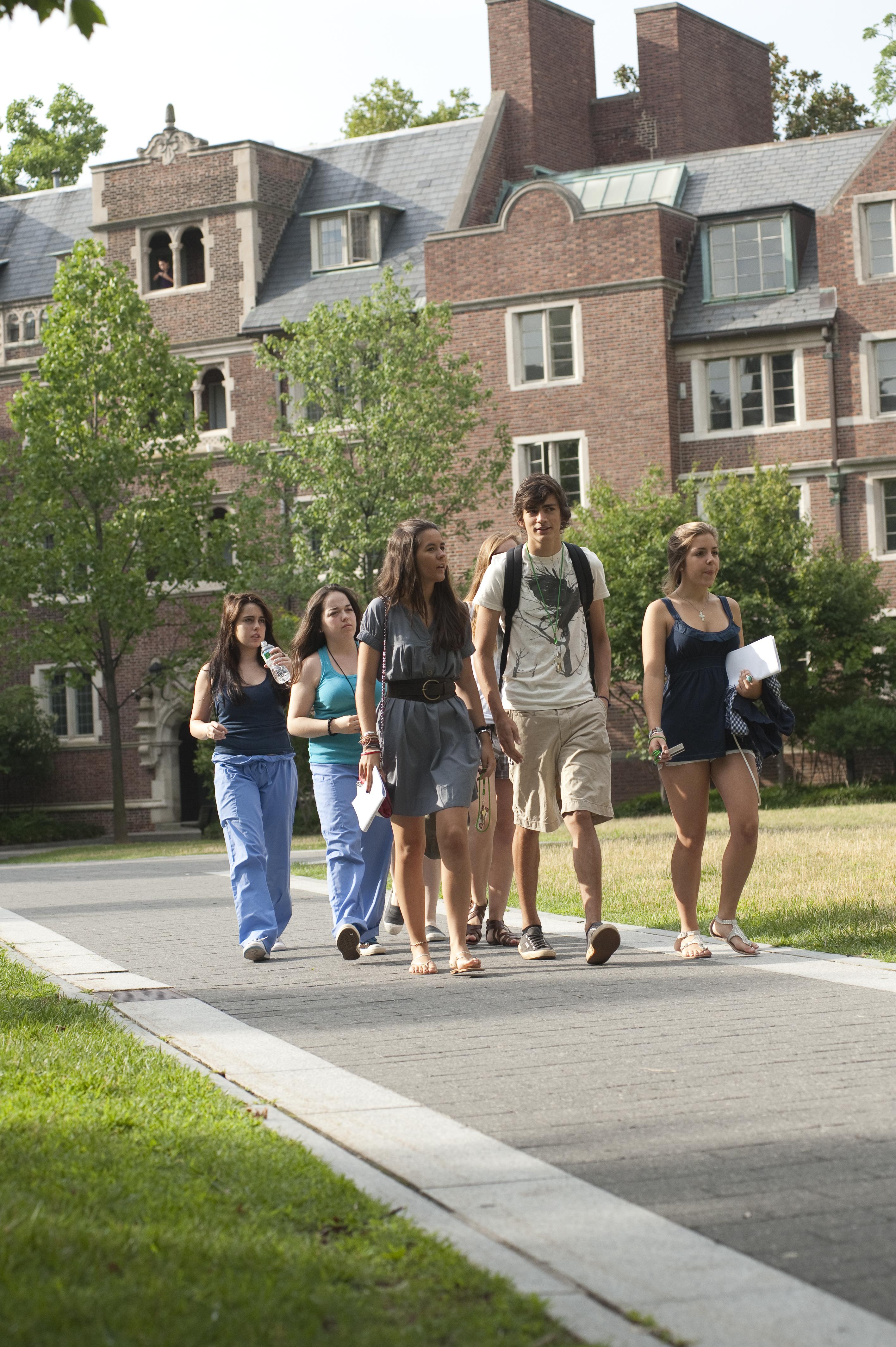 Summer Program - Pre-College | Julian Krinsky: Architecture - Summer at Penn