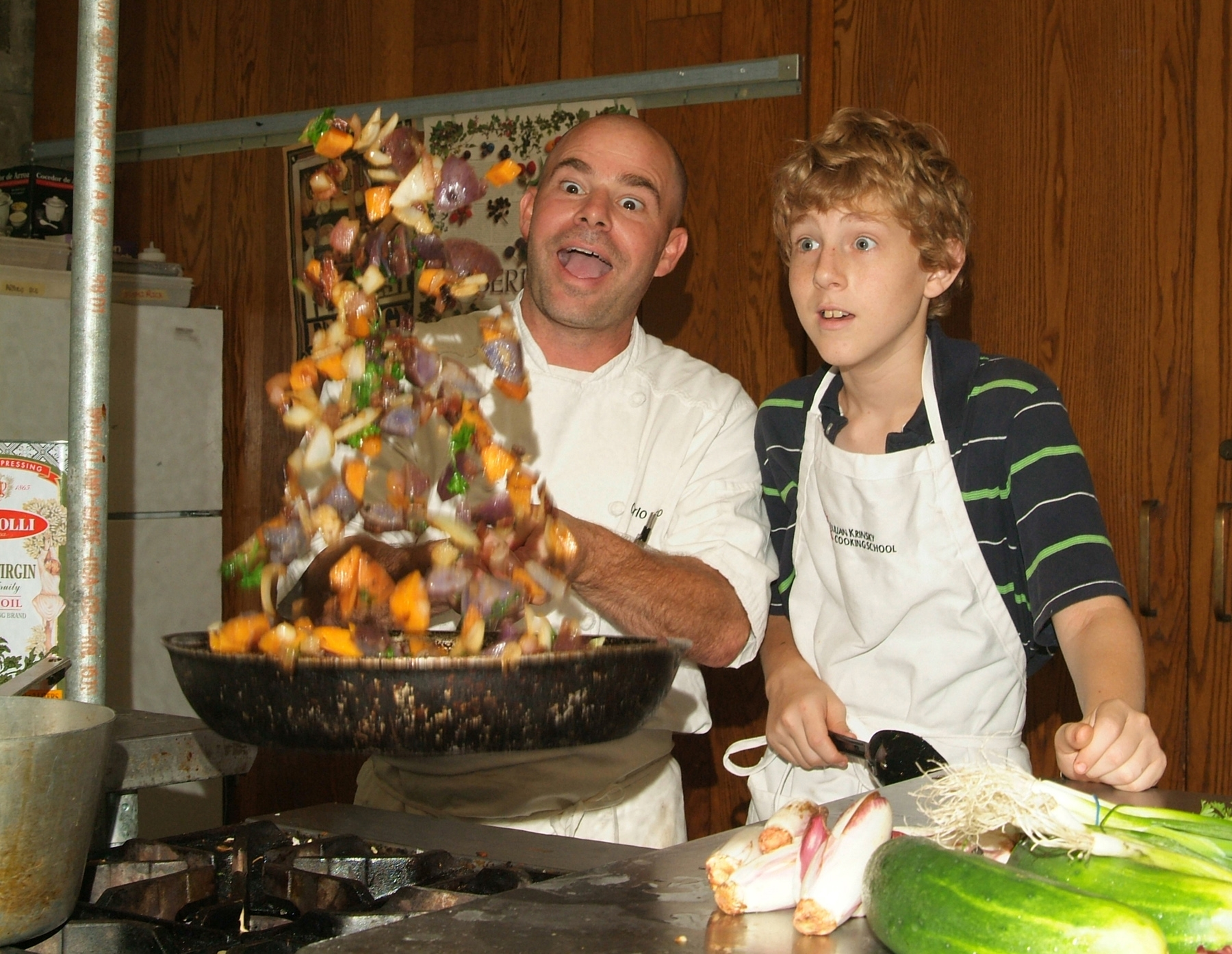 Summer Program - Cooking and Baking   Julian Krinsky Cooking School