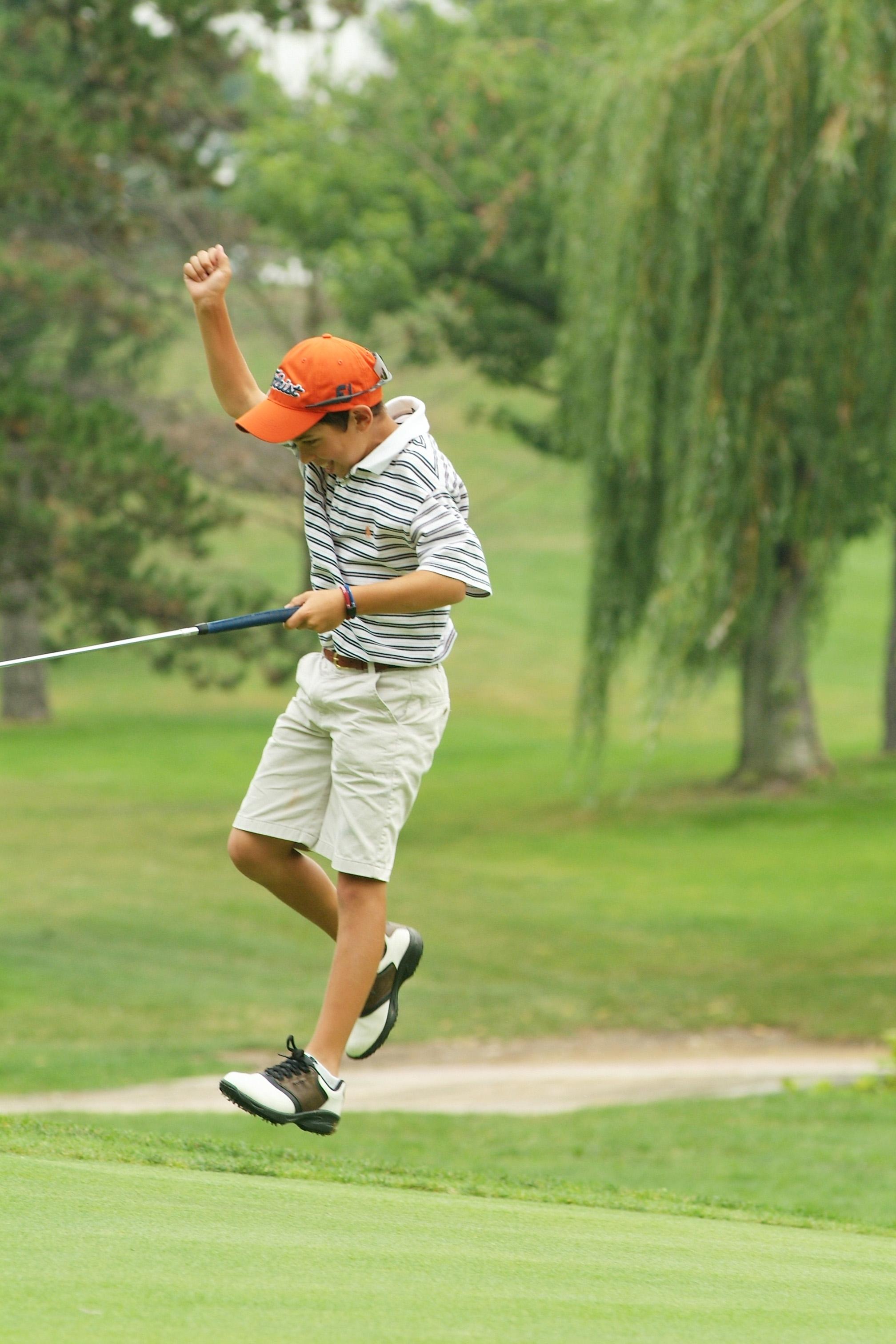 Summer Program - Golf | Julian Krinsky School of Golf