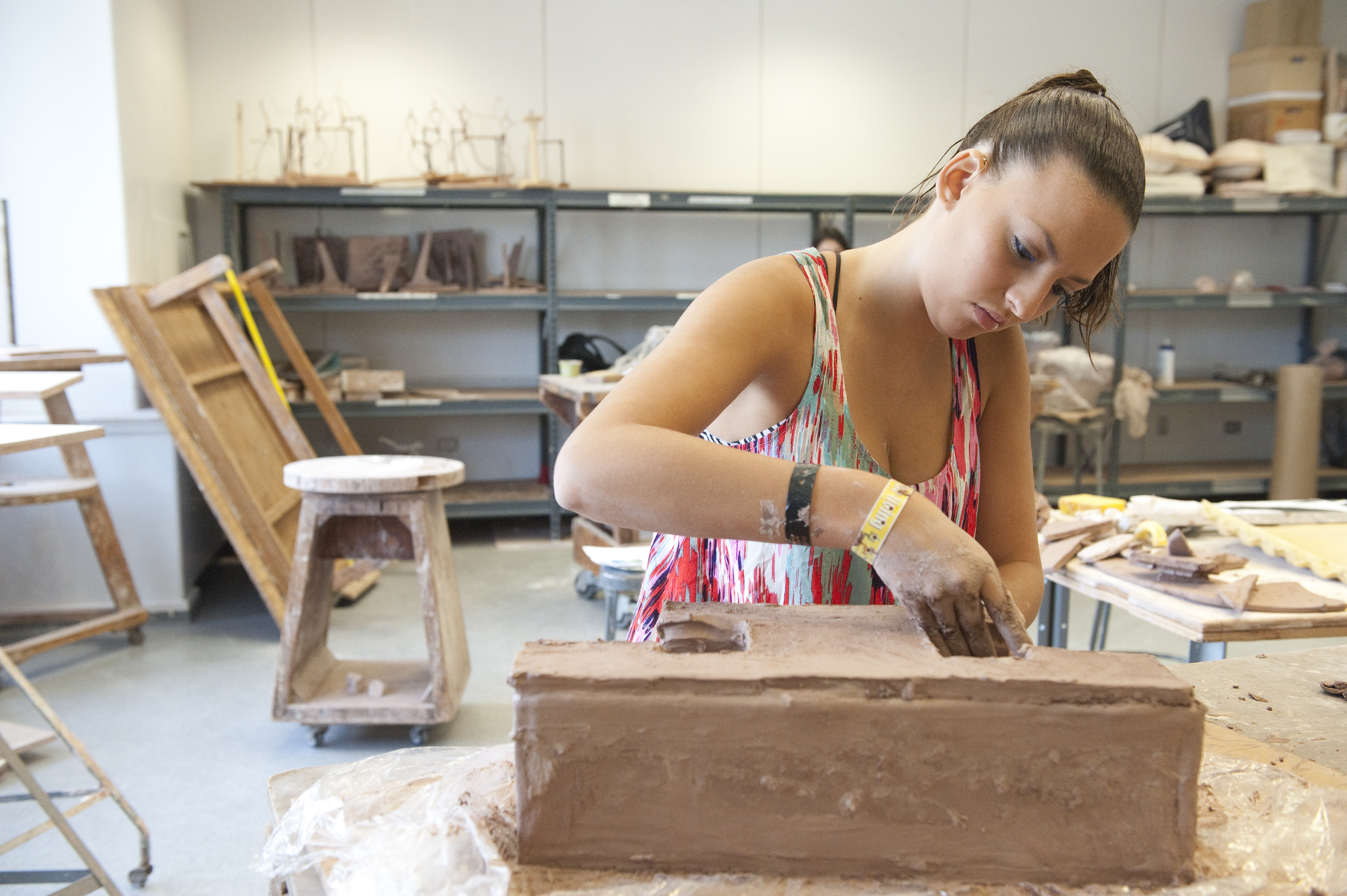 Summer Program - Arts   Julian Krinsky: Art - Summer at Penn