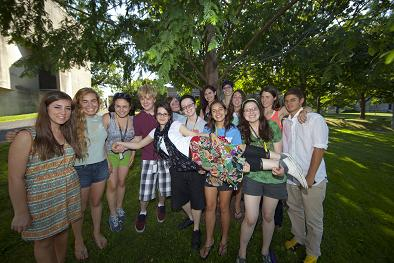 Summer Program - Writing | Juniper Institute for Young Writers
