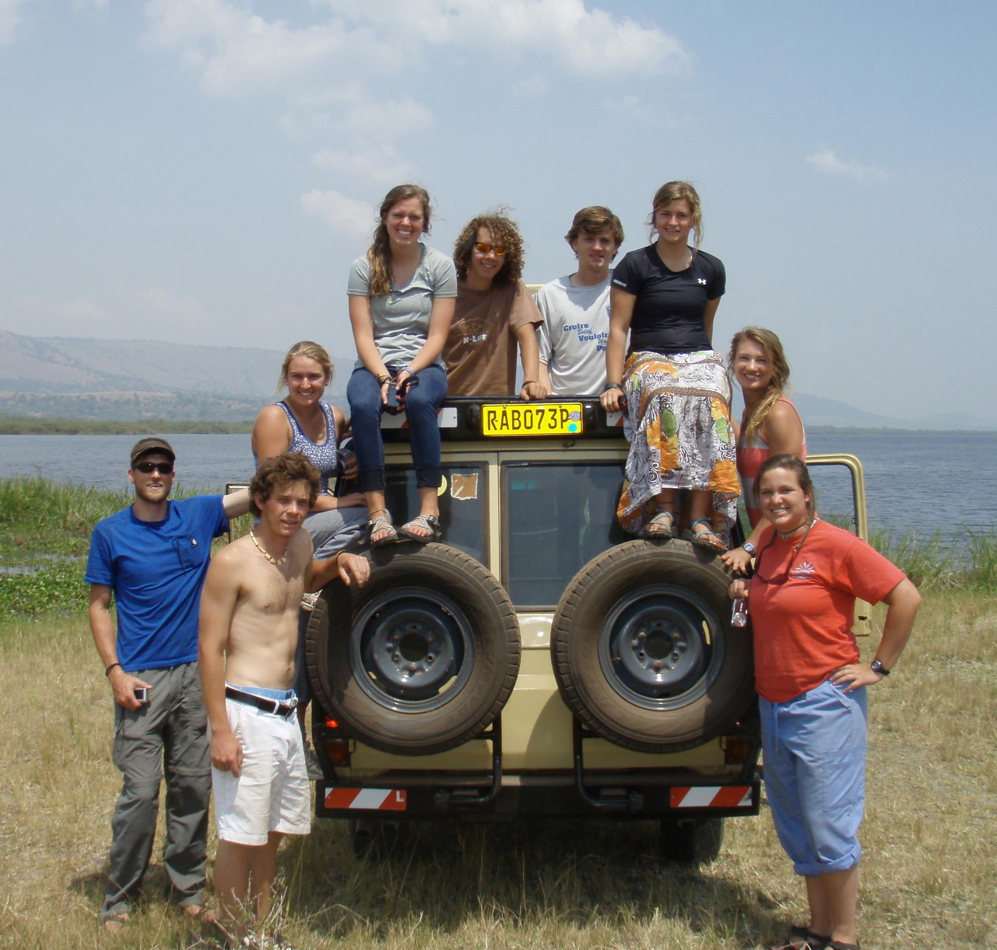 Gap Year Program - Kivu Gap Year   2