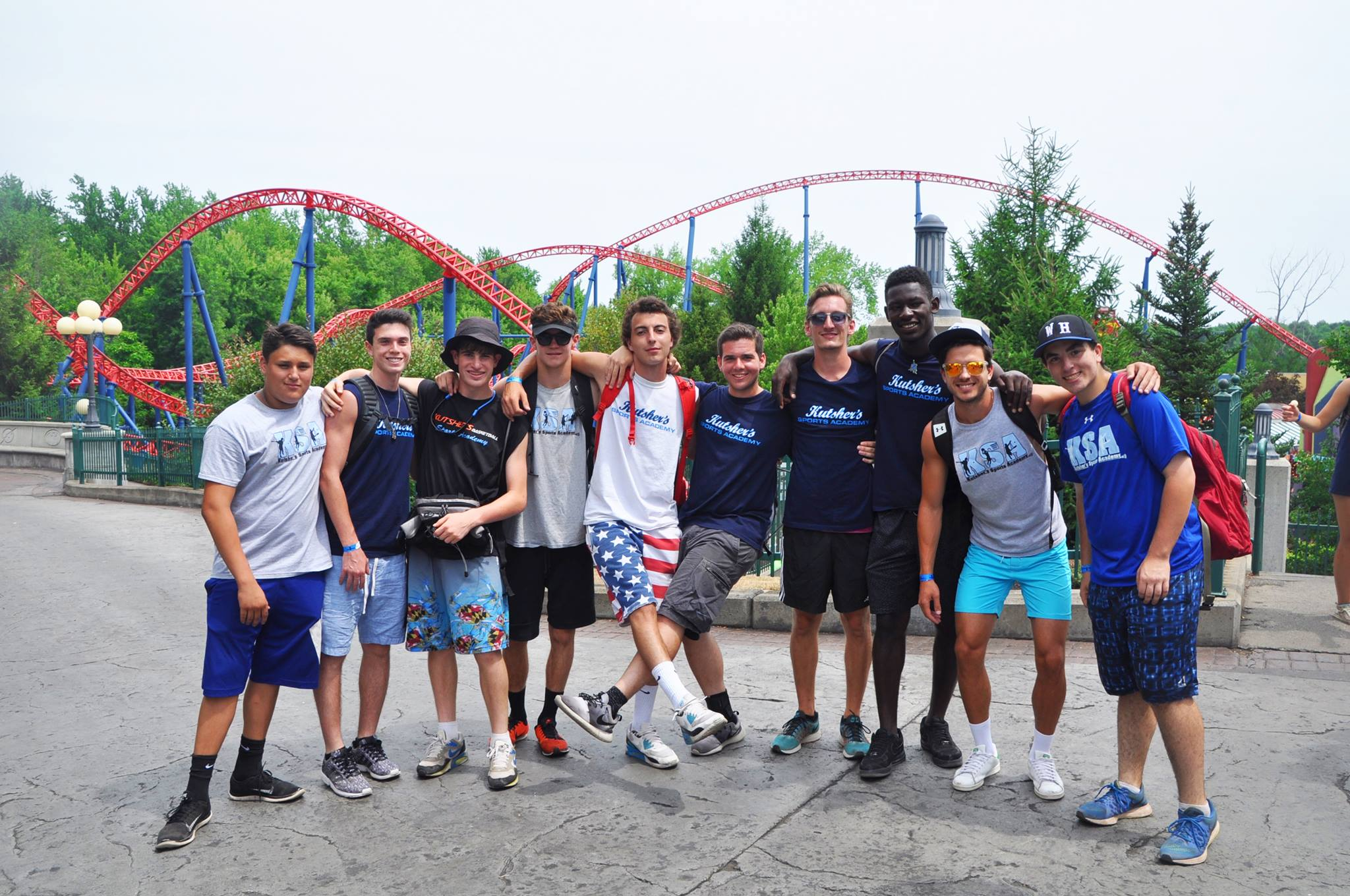 Summer Program - Volleyball | Kutsher's Sports Academy
