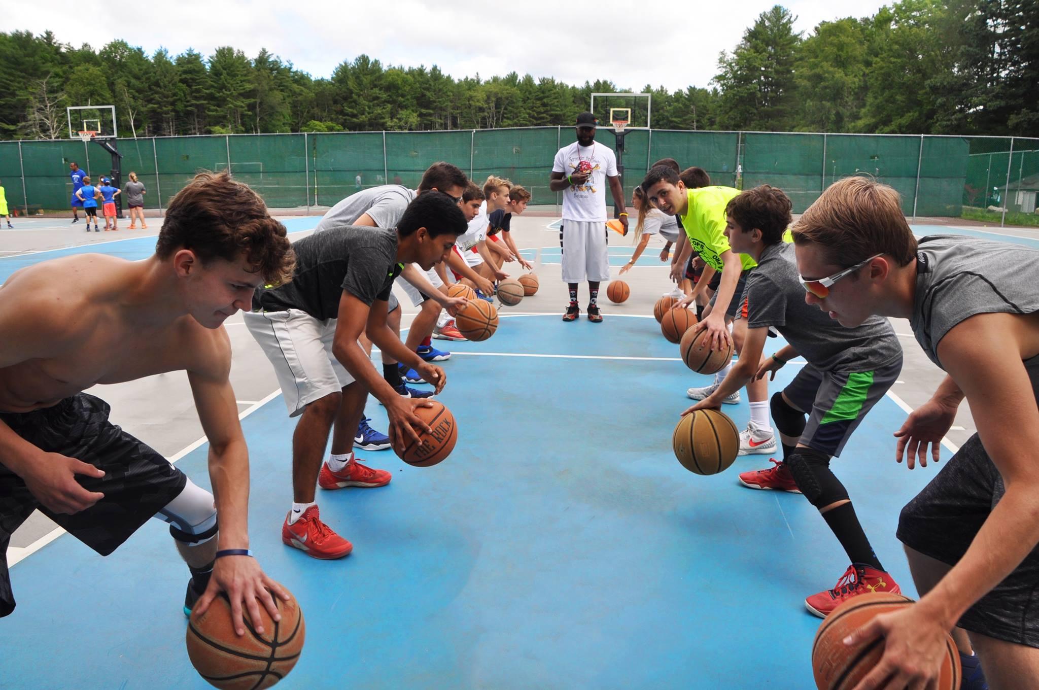 Summer Program - Flag Football | Kutsher's Sports Academy