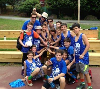 Summer Program - Horseback Riding | Lake Owego Camp for Boys