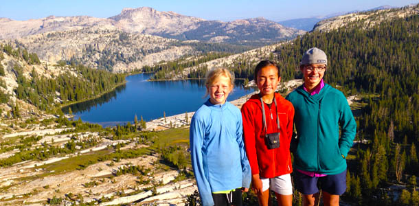 Summer Program - Travel And Tourism | Lasting Adventures: Yosemite Summer Camps