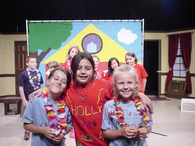 Summer Program - Theatre Arts | Lil Buds Summer Camp