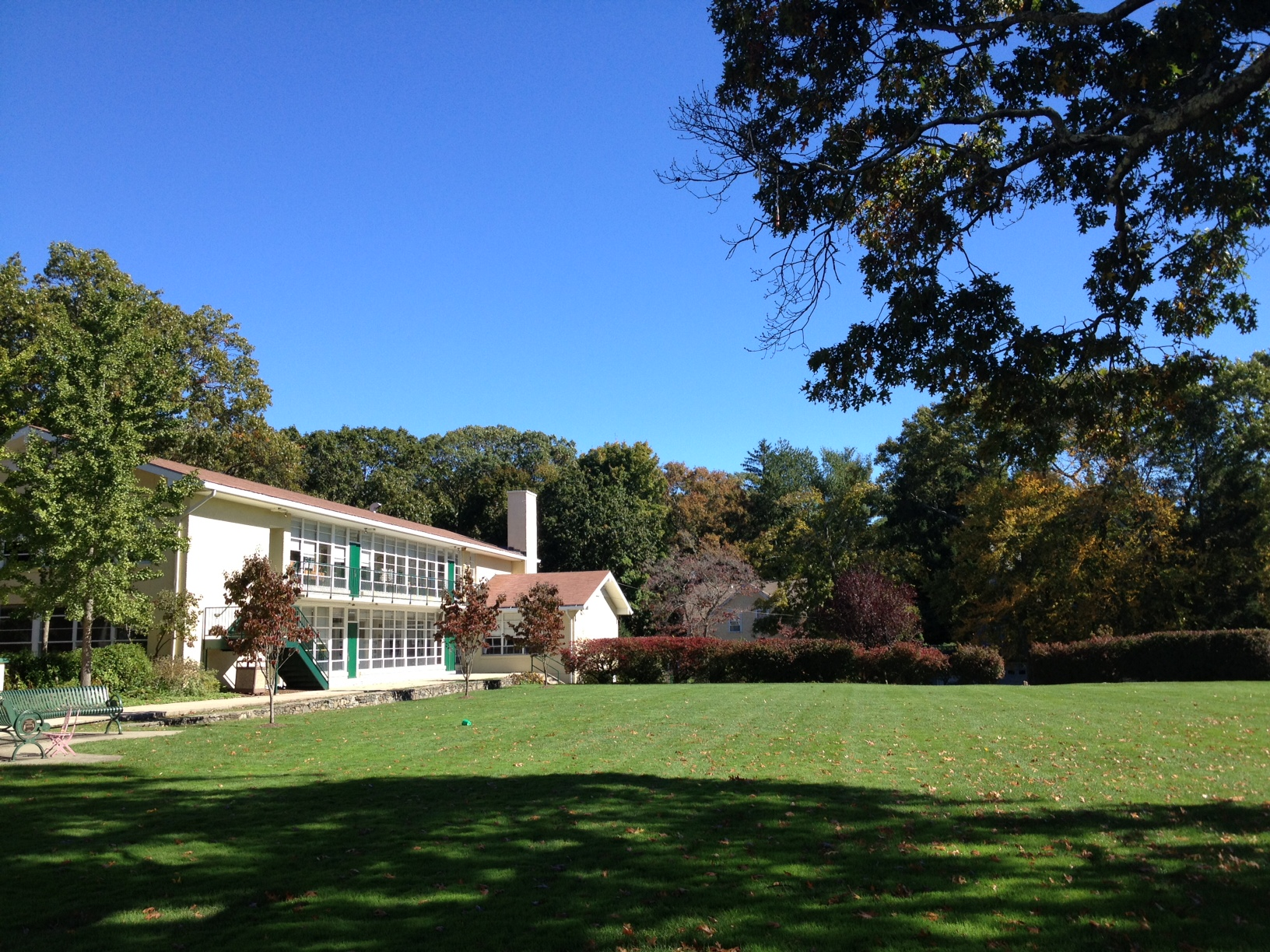 School - Lincoln School  1