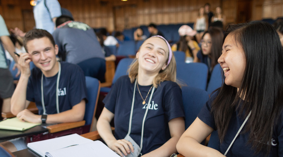 Summer Program - Journalism | Literature, Philosophy & Culture (Summer Session at Yale)