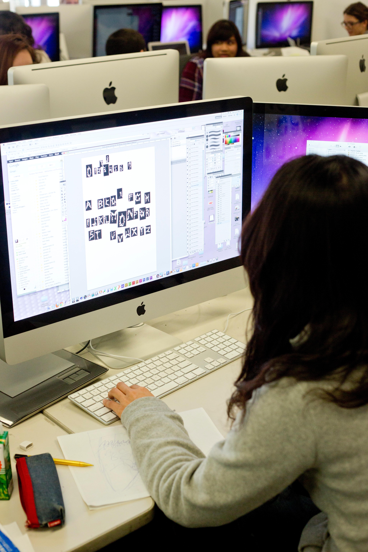 Summer Program - Multi-Arts | LMU Pre-College Programs: Intro to Graphic Design