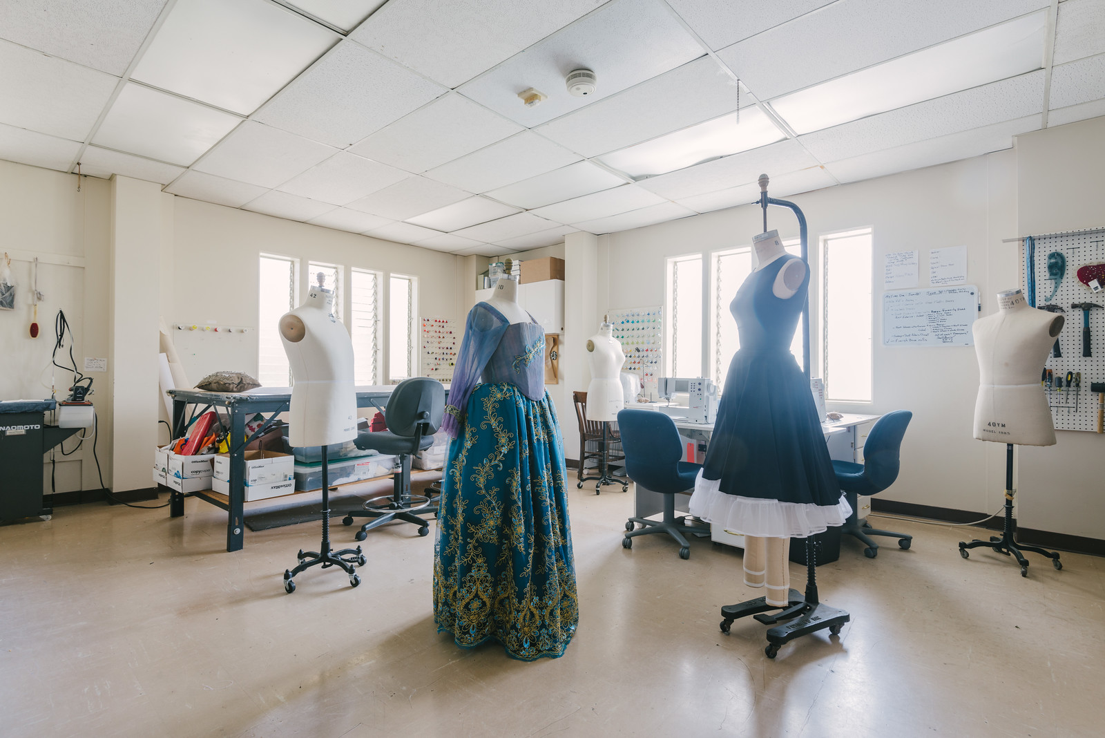 Summer Program - Sewing | LMU Pre-College Programs: Intro to Design for Stage and Screen