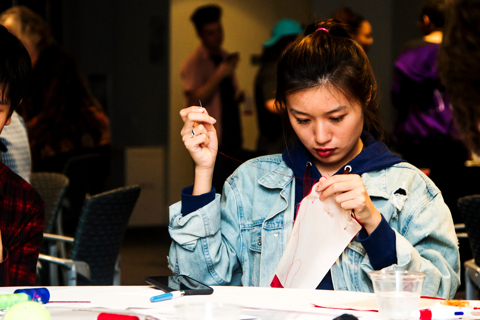 Summer Program - Fashion | LMU Pre-College Programs: Intro to Design for Stage and Screen