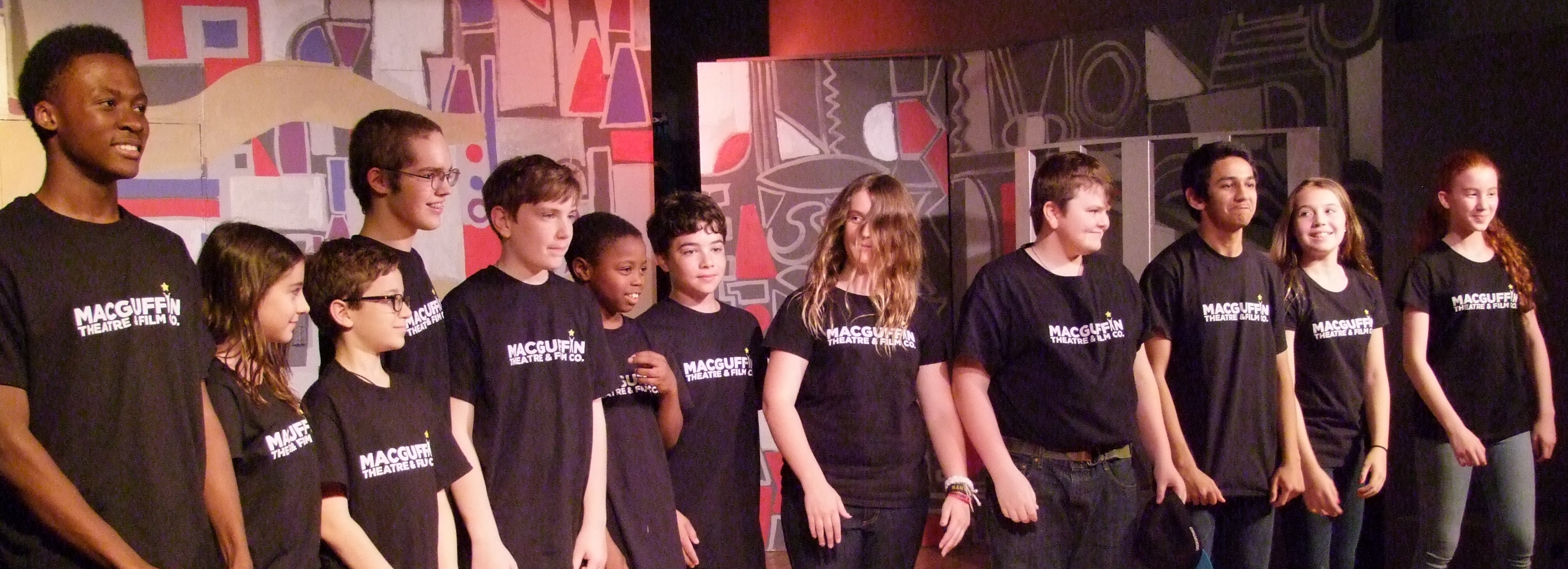 Summer Program - Comedy | MacGuffin Theatre and Film Company: Comedy Camp