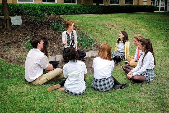 School - Maharishi School: Combining College Preparatory Academics and Inner Development  8