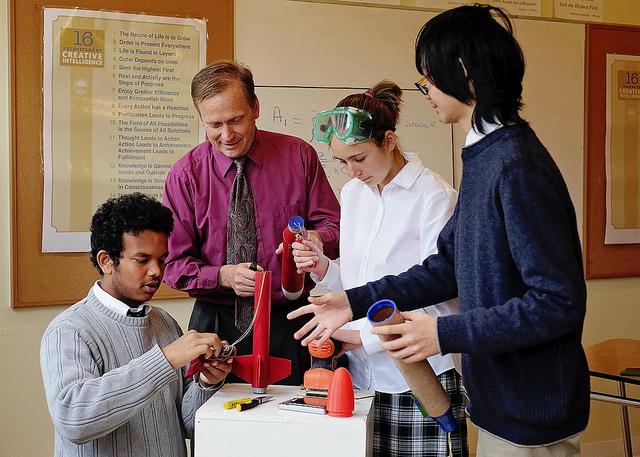 School - Maharishi School: Combining College Preparatory Academics and Inner Development  4
