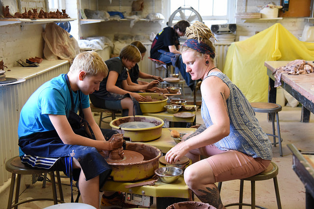Summer Program - Dance | Maine Arts Camp
