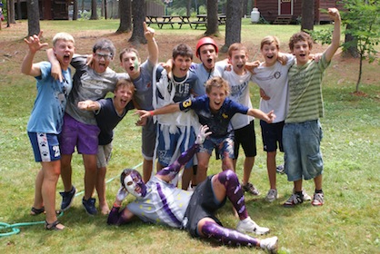 Summer Program - Traditional Camp | Maine Teen Camp