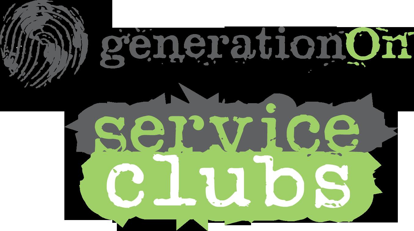 Community Service Organization - Make your mark - Teen Service Clubs!  3
