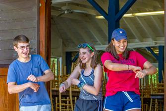 Summer Program - Counselors in Training | Mass Audubon Summer Camps: Leadership Programs